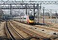 Pendolino train approaching Lichfield Trent Valley - geograph.org.uk - 2310759.jpg
