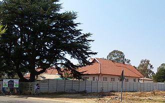 Brakpan - Image: Pentecost Protestant Church Brakpan 001