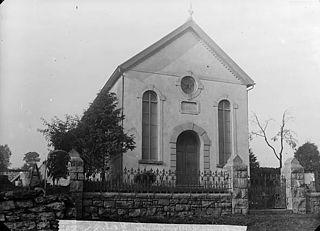 Penuel chapel (W), St Clears