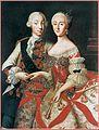 Peter III and Catherine II by Grooth 2.jpg
