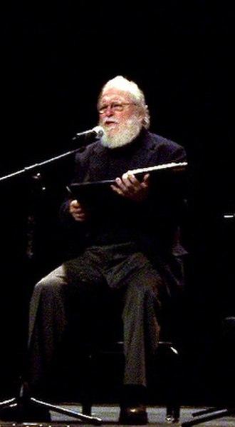 Peter Schickele - Schickele in 2010