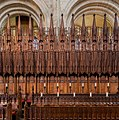 Peterborough Cathedral Choir 3, Cambridgeshire, UK - Diliff.jpg
