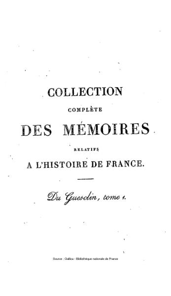 File:Petitot - Collection complète des mémoires relatifs à l'histoire de France, 1re série, tome 4.djvu