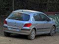 Peugeot 307 X-Line 1.6 HDi 2008 (15817380272).jpg