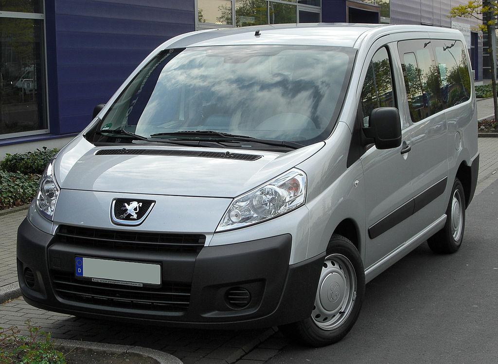 Furgoneta Peugeot Expert Tepee - Fotos de coches - Zcoches