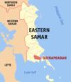 Ph locator eastern samar quinapondan.png