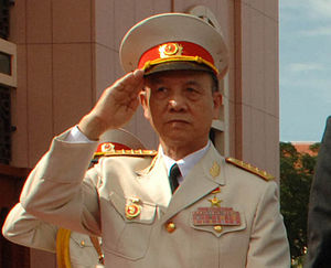 Descriptive psychology - Vietnamese Minister of Defense Gen. Phạm Văn Trà