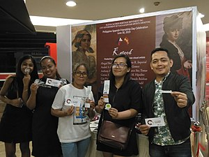 PhilWiki Community in Phil-Spanish Friendship Day.jpg