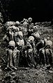 Philippines; the smoked dead bodies of eight Igorot people Wellcome V0031258.jpg