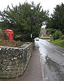 Phone box, Trellech - geograph.org.uk - 1025683.jpg