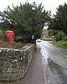 Phone box, Trellech - geograph.org.uk - 1025683.jpg