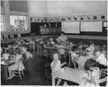 Photograph, California ^ 8, May 22 1940, Alameda. Free Nursery Schools. Children at Lunch - NARA - 296091.tif
