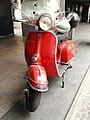 Piaggio Vespa red in Avellino.jpg