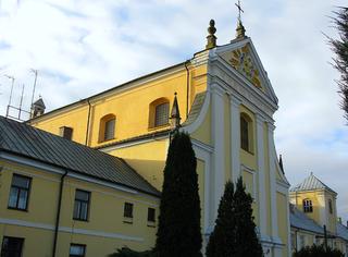 Szczuczyn Place in Podlaskie Voivodeship, Poland