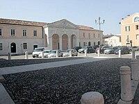 Piazza Vantini - Rezzato 20110421.jpg