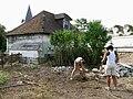 Picquigny (29 juillet 2009) chantier château 13.jpg