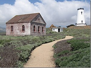Piedras Blancas Light Station - Piedras Blancas Light Station