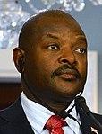 Pierre Nkurunziza 2014 press conference (cropped).jpg