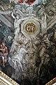 Pietro da cortona, Trionfo della Divina Provvidenza, 1632-39, Prudenza di Fabio Massimo e due orsi 01.JPG