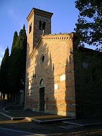 Pieve di San Donato in Polenta 1.JPG