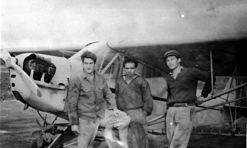גן-שמואל-בשדה 1957