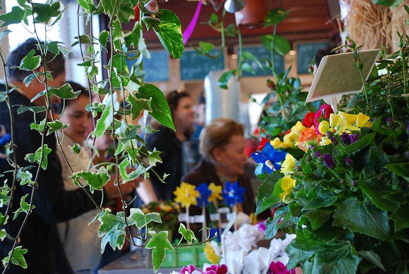 Market,Tel avivl