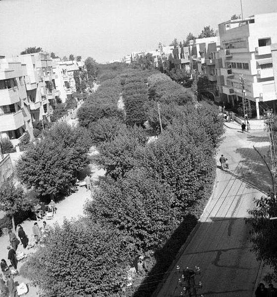 תל אביב - שדרות רוטשילד
