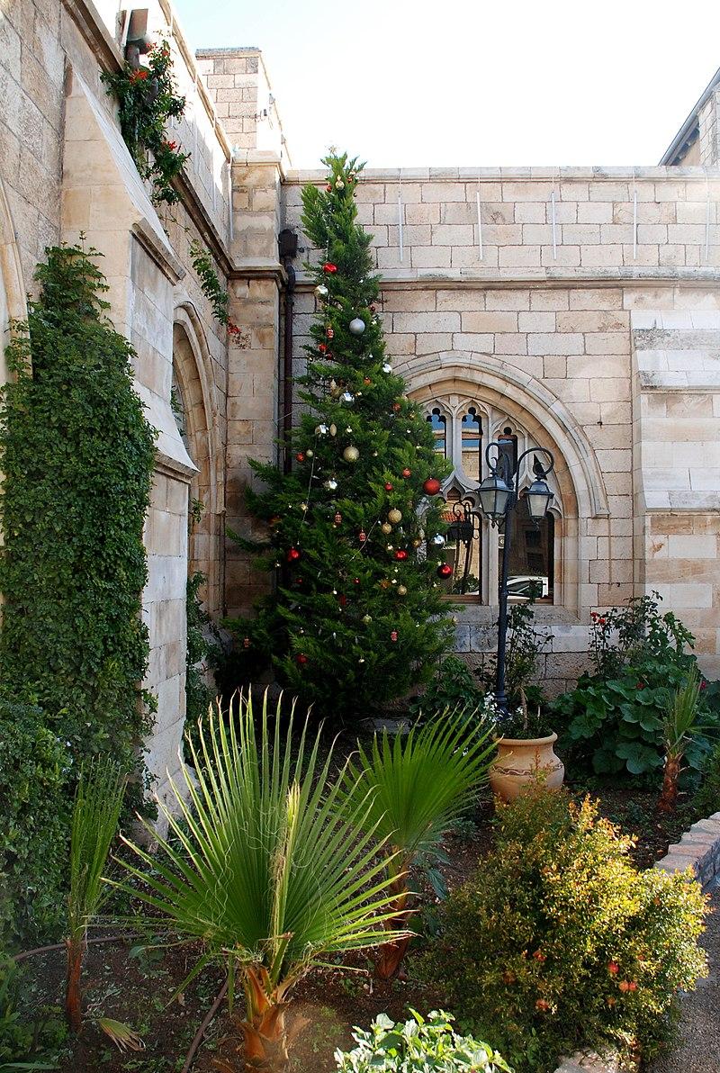 קתדרלת סנט גורג ירושלים
