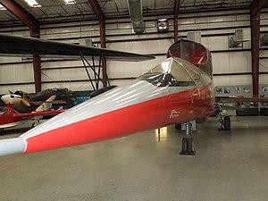 Pima Air & Space Museum - Aircraft 20.JPG