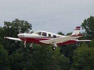 Piper PA-32R - Piper Saratoga II TC