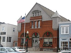 Pittsford Town Hall Dec 09.jpg