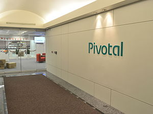 Pivotal Software - Pivotal office in Toronto