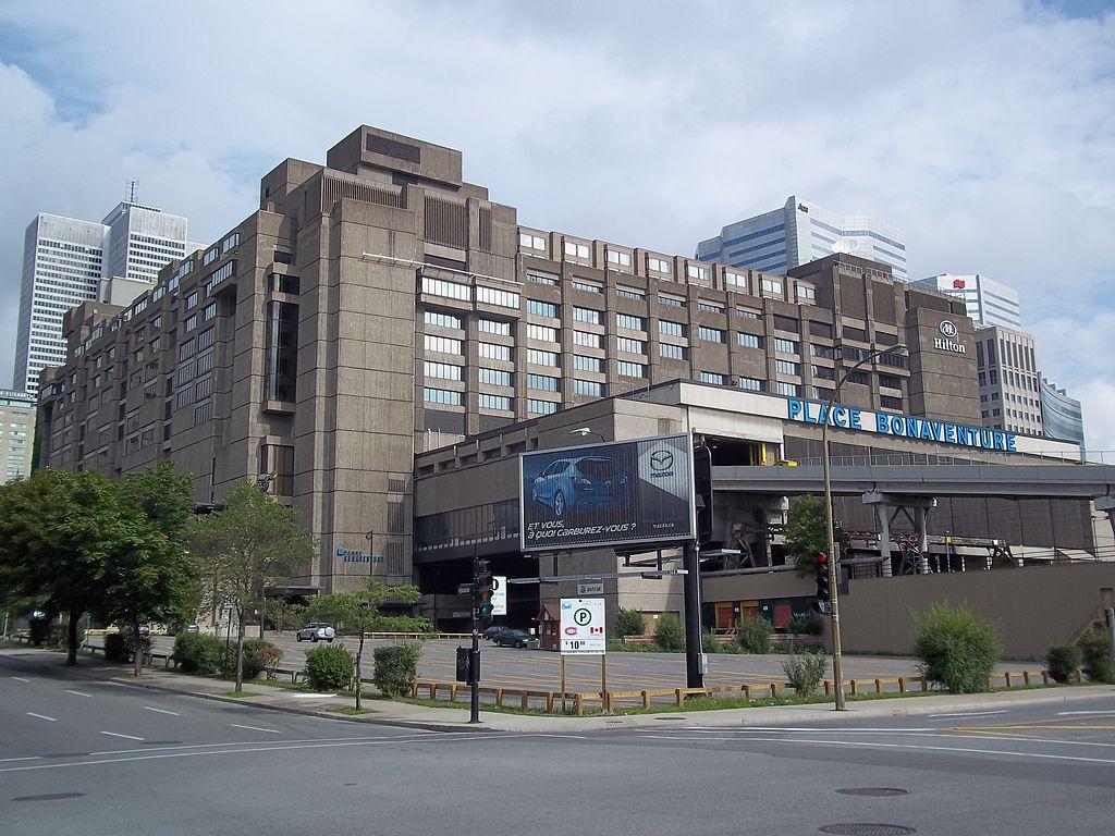 Hotel Place Bonaventure Montreal
