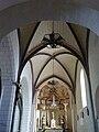 Plafond de la nef - Église Saint-Jean-Baptiste de Larbey.jpg