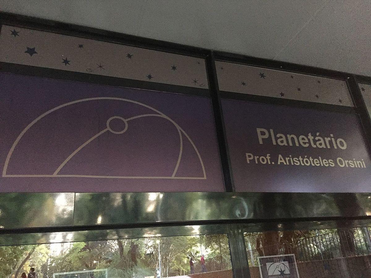 7c4ba299062 Planetário Professor Aristóteles Orsini – Wikipédia