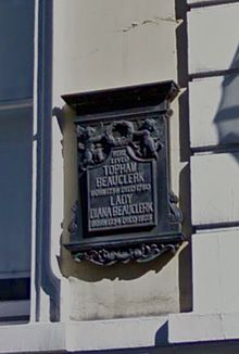 Plaque, Great Russel Street.jpg