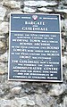 Plaque on 'Bargate and Guildhall' - geograph.org.uk - 1719742.jpg