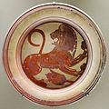 Plate roaring lion Louvre MNC739.jpg