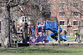 Playground in Early Spring Weather - Hyde Park Neighborhood - Chicago - Illinois - USA.jpg