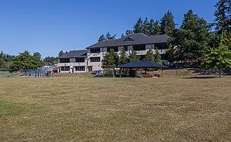 Salt Spring Island - Salt Spring Elementary