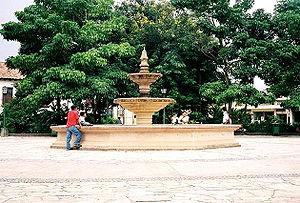 Comayagua: PlazaCentralComayagua
