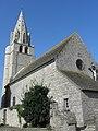 Plounévez-Lochrist (29) Chapelle de Lochrist-an-Izevel 01.jpg
