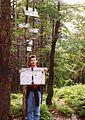 Pod Malinowska Skala, trails, lipiec 1993.jpg