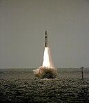 Polaris missile launch from HMS Revenge (S27) 1983.JPEG