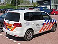 Police car of the Netherlands.JPG