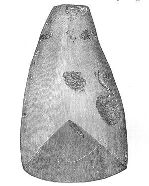 Langdale axe industry - Polished stone axe