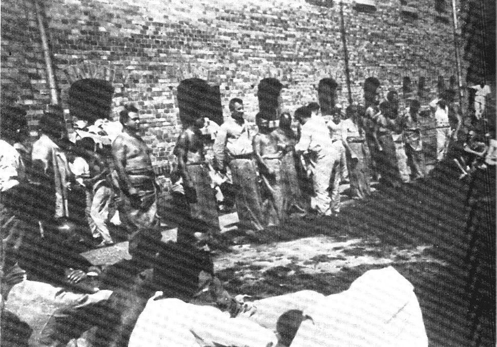Politički zatvorenici u Sremskoj Mitrovici