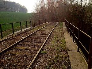Barisis-aux-Bois - Old railway bridge