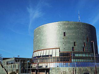 Pontevedra Auditorium and Convention Centre Congress hall in Pontevedra, Spain