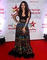 Pooja Banerjee at Star Parivaar Awards 2018.jpg
